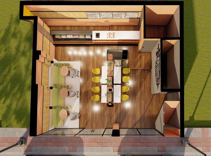 Interior Design Ideas For Restaurants In Sri Lanka 2019 Dm